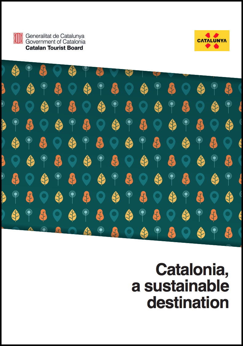 Publicació Catalonia, a sustainable destination